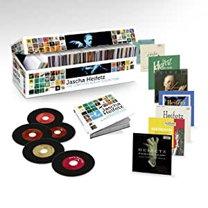 Jascha Heifetz - The Complete Album Collection