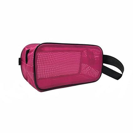 Amazon.com: Moyad Mesh Shower Caddy Quick Dry Portable Toiletries ...