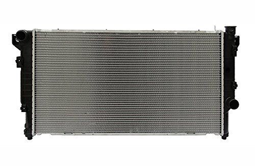 Klimoto Brand New Radiator For Dodge Ram 2500 3500 94-02 5.9 L6 Diesel 2 Row Lifetime Waranty