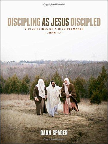 Download Discipling As Jesus Discipled: 7 Disciplines of a Disciplemaker (Like Jesus Series) Text fb2 ebook