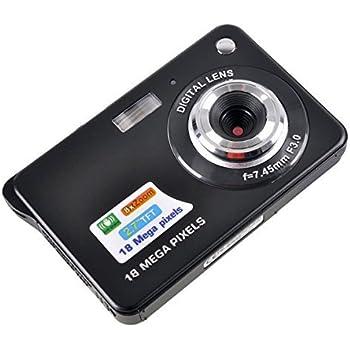 GordVE KG002 2.7 inch TFT LCD HD Mini Digital Camera