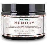 Organika Memory, Lion'S Mane Mushroom Powder 100 Grams 100 Gram