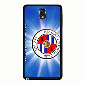 Glittering Blue Background Reading Football Club Phone Case Stylish Design Cover For Samsung Galaxy Note 3 N9005