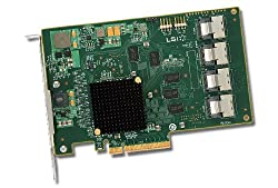 16-port Int, 6gbs Sata+sas, Pcie 2.0; In The Box: Lsi Sas 9201-16i, Qig, Driver