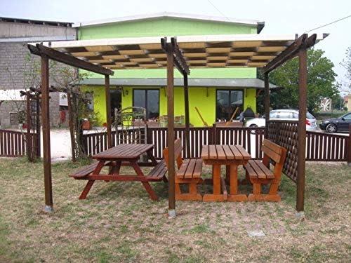Barniz encerado con disolvente para madera de 1 a 25 litros 5L 122 - Pino: Amazon.es: Hogar
