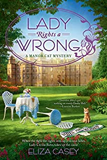 Book Cover: Lady Rights a Wrong