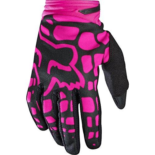 Fox Racing 2017 Dirtpaw Women's MotoX Motorcycle Gloves - Black/Pink / X-Large