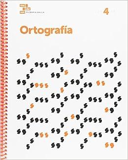 Ortografía 4 Primaria Baula Projecte Cuadernos Primaria Baula - 9788447934485: Amazon.es: María Duque Hernández: Libros
