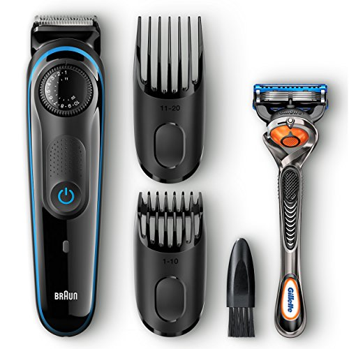 Braun BT3040 Men's Ultimate Hair Clipper / Beard Trimmer with...