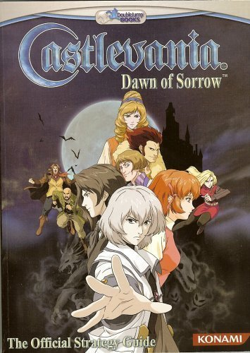 Castlevania: Dawn of Sorrow Official Strategy Guide