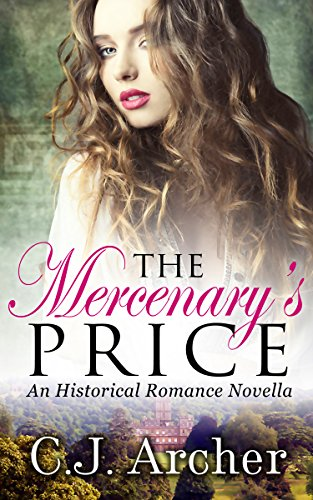book cover of The Mercenary\'s Price