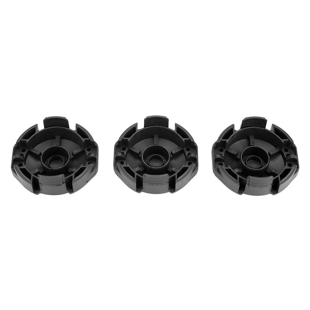 GOTOTOP Trimmer Head Cover,3Pcs Brush Cutter Trimmer Head Cover Cap Replacement Accessory for SRM-266 SRM-266S SRM-266T