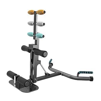 Bancos ajustables Equipo de ejercicios para la mujer Ejercitador de piernas Maestro, Entrenador para abdominales