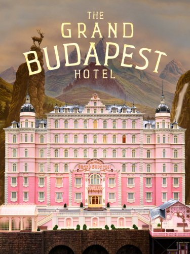 Price comparison product image The Grand Budapest Hotel