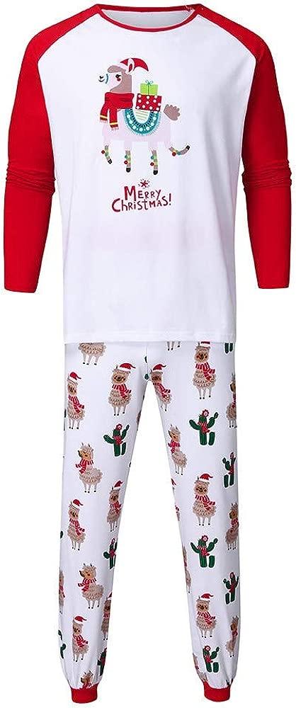 Baiomawzh Pijamas Navidad Familia Niños Niños Niñas Familia A ...