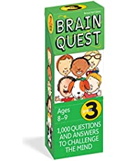 Brain Quest 3rd Grade Q&A Cards: 1000 Questions and Answers to Challenge the Mind. Curriculum-based! Teacher-approved!