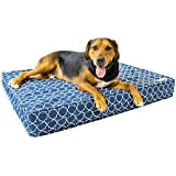 """eLuxurySupply Orthopedic Dog Bed - 5"""" Thick Supportive Gel Enhanced Memory Foam 