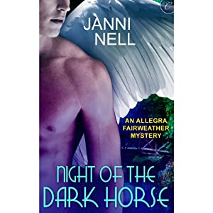 Night of the Dark Horse Audiobook
