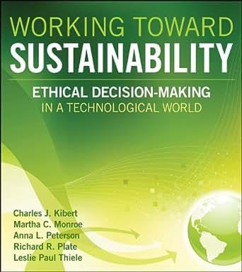 Toward Sustainable Development : An Ecological Economics Approach
