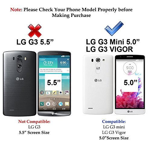 """3 items Combo: ITUFFY(TM) LCD Screen Protector Film + Stylus Pen + 2 tone Design Dual Layer KickStand Tuff Impact Armor Hybrid Soft Rubber Silicone Cover Hard Snap On Plastic Case for LG G3 mini LG G3 Vigor D725 / D722 / LS885 (5.0"""" inch Screen Size) (Peacock Feather Butterfly - Mint Blue)"""