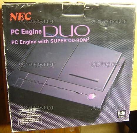 NEC PC Engine DUO - Console - JAP: Amazon co uk: PC & Video Games