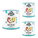 Augason Farms Apple Delight Drink Mix #10 Can, 91 oz (3 pack)