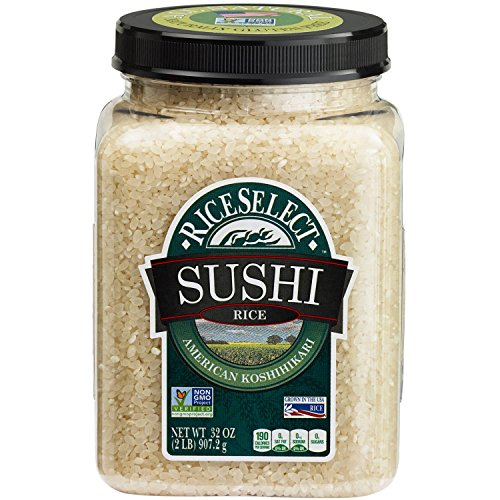 Riceselect Sushi Rice, 36 oz One Container (Riceselect Sushi)