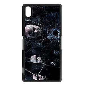 Coolest Disturbed Phone Case Cover For Sony Xperia Z2 Compact/Z2 Mini Disturbed Fashionable