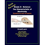 Grade 9 Science - The Characteristics of Electricity: Questions and Answers
