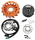 Racing Lawn Mower Parts NCY Racing Performance Alternator Kit; QMB139
