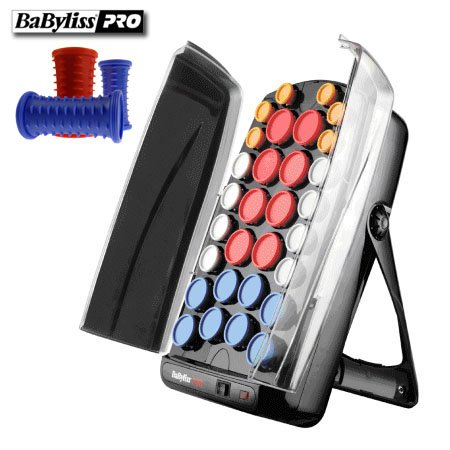 BaByliss Pro - 30 Piece Heated Ceramic Rollers BAB3031U
