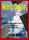 Nitric Oxide: What it is & How You Can Benefit From It.