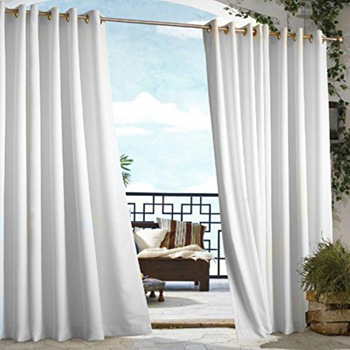 outdoor curtains pergola - 7