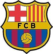 "Barcelona FC Spain Soccer Football Car Bumper Sticker Decal 5"""