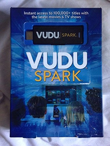 Amazon Com Vudu Spark Vudu Streaming Stick To Stream Vudu Will