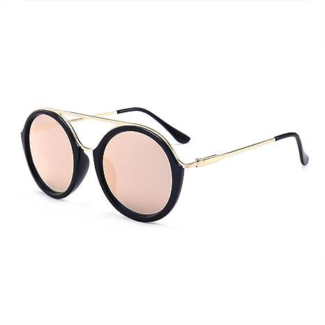 XINGZHE Gafas de Sol Lady Lente de Color Verdadero ...