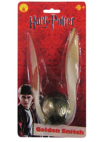 Rubies Harry Potter Golden Snitch Costume -