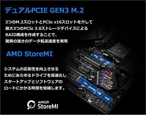 ASUS ROG Strix B450-F Gaming Motherboard (ATX) AMD Ryzen 2