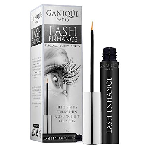 Lash Enhance by Ganique, 7ml. Strengthens and Lengthens eye lashes. Promotes growth and lengthening of lashes.