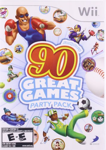 Family Party 90 Great Games - Nintendo Wii by D3 Publisher