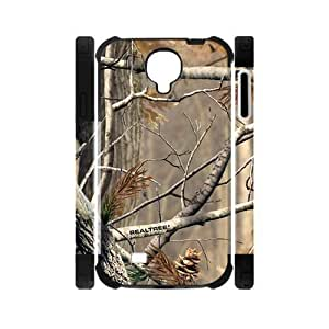 Pink Ladoo? Samsung S4 Case Phone Cover Hard Plastic Fantasy camouflage camo Tree