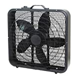 Comfort Zone CZ200ABK 20 Inch Box Fan