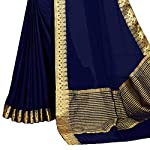 Shaily Chiffon Kanjeevaram Saree with blouse piece