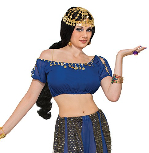 Fancy Dress Desert Princess Headpiece (Arabian Themed Dresses)