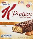 Kellogg's Special K Special K Protein Meal Bars – Chocolate Peanut Butter – 1.59 oz – 6 ct