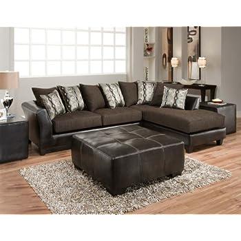 Amazon Com Chelsea Home Furniture Mu 2 Piece Sectional