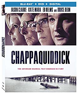 Cover Image for 'Chappaquiddick [Blu-ray + Digital]'