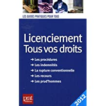 LICENCIEMENT TOUS VOS DROITS 2012