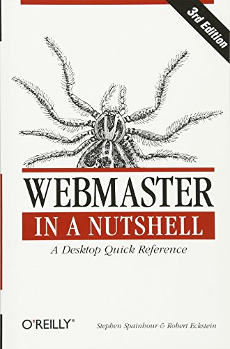 Webmaster in a Nutshell, Third Edition ()