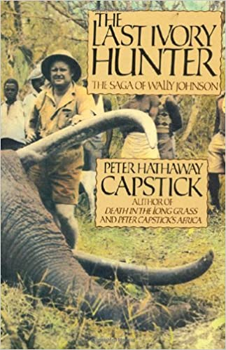 Image result for peter hathaway capstick books